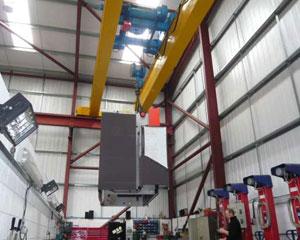 Wheelers Storage unit/Warehouse